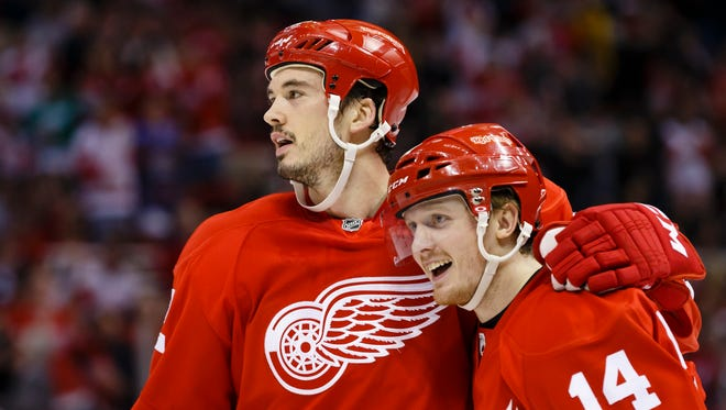Currently, the Red Wings sit second in the Atlantic Division and third overall in the Eastern Conference.