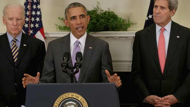 President Obama sent Congress a resolution to authorize the use of military force against ISIL on Wednesday.