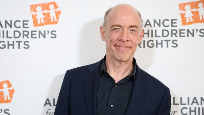 J.K. Simmons at the annual Alliance For Children's Rights Dinner on March 12.