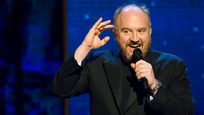 Louis C.K. took it to a whole new level during a recent SNL skit.