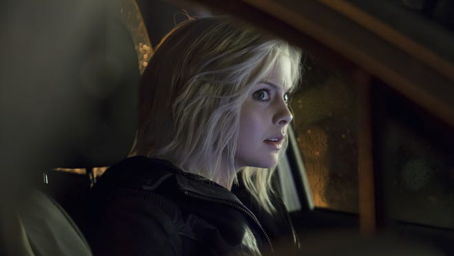 "Rose McIver plays Olivia ""Liv"" Moore on CW's ""iZombie,"" and on Tuesday's episode, the brain that affects her belongs to an apparent suicide."