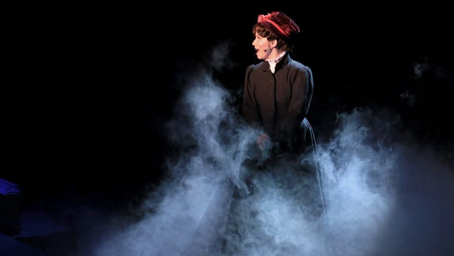 "Selections from Disney's ""Mary Poppins"" are part of Tuacahn Amphitheatre's current production of ""When You Wish,"" shown here. The Utah Shakespeare Festival announced Monday that a full production of ""Mary Poppins"" will be part of its 2016 season."