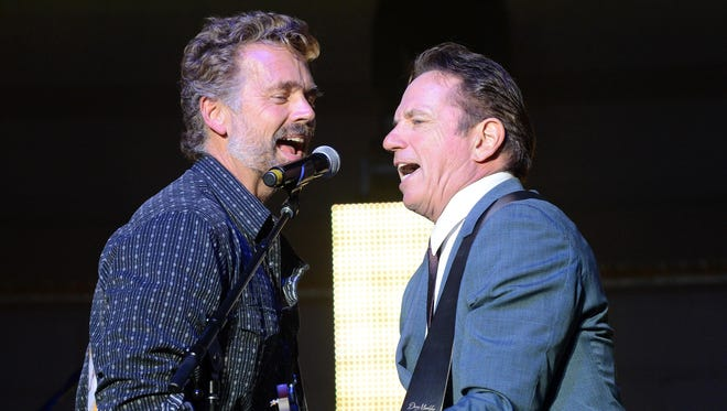 John Schneider and Tom Wopat will perform on Aug. 14 at the Indiana State Fair.