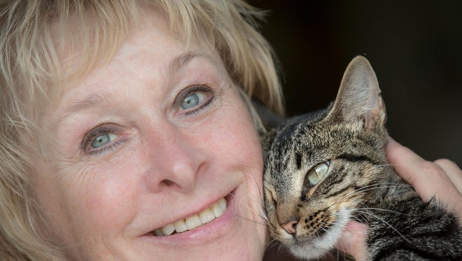 Deb Williams of Omro has run Deb's Kitten Rescue for more than a decade out of her home. She takes in kittens as well as older cats and finds homes for them.