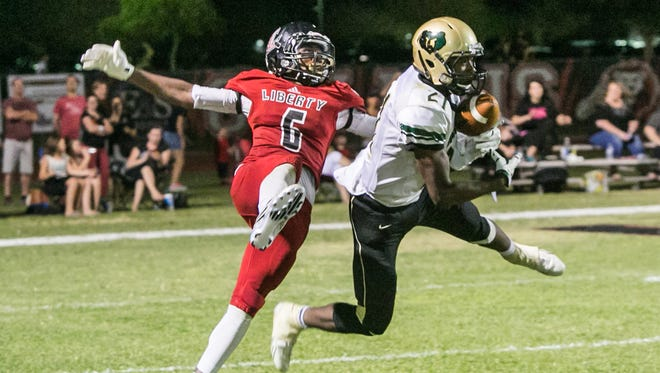 There were huge performances turned in throughout the state as 55 games kicked off during the so-called Zero Week. Let's look as some of the state's top performances: