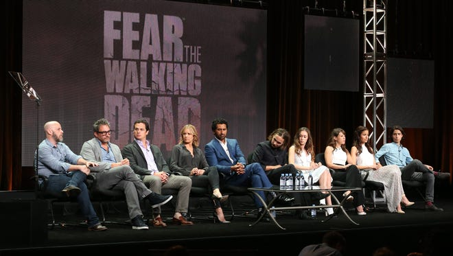 'Fear The Walking Dead' premiered this past Sunday.
