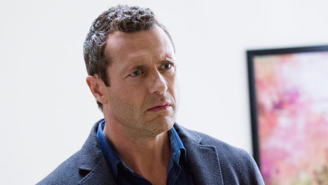 Jason O'Mara plays Dr. John Ellison on USA Network's 'Complications.'