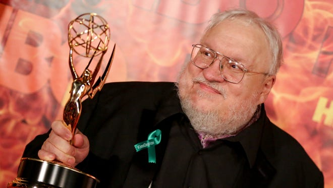 George R.R. Martin, author behind 'Game of Thrones,' will be seeing another of his works come to the small screen.