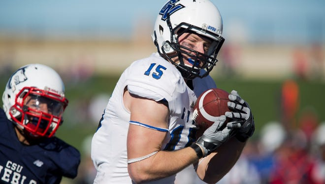 Grand Valley State visits Ashland in a Div. II playoff matchup.