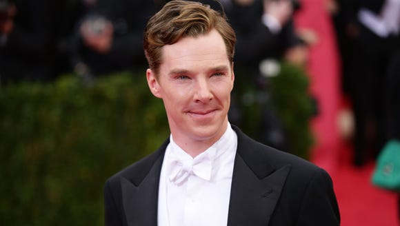 Benedict Cumberbatch wrote the loveliest letter to Santa Claus