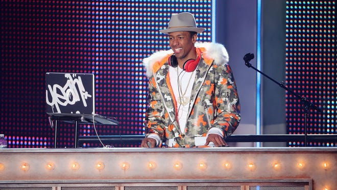 Entertainer and entrepreneur Nick Cannon was named Chief Creative Officer at struggling electronics chain RadioShack on Wednesday.