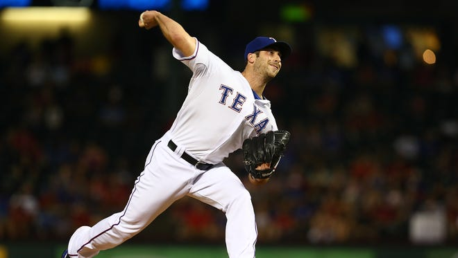 Anthony Bass is 5-9 for his career with a 4.60 ERA in the majors. He had previous stints with the Padres, Astros and Rangers.