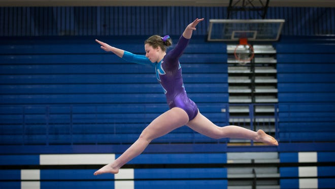 Oshkosh West's Theresa Richards will be making her third straight trip to the WIAA State Meet this weekend in Wisconsin Rapids.