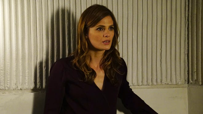 Detective Kate Beckett (Stana Katic) will be leaving 'Castle.'