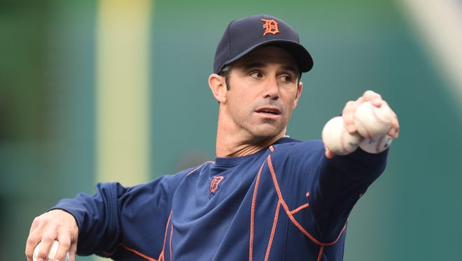 Brad Ausmus was Tigers manager in 2014-17. Here's a look back at his time in Detroit.