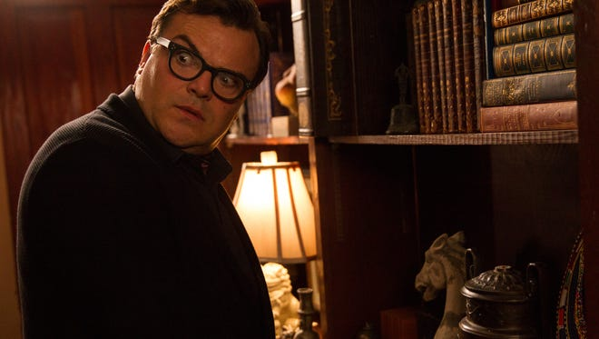 """Jack Black stars as author R.L. Stine in """"Goosebumps,"""" which will kick off Movies in the Park on July 9 at Riverfront Park in downtown Salem."""