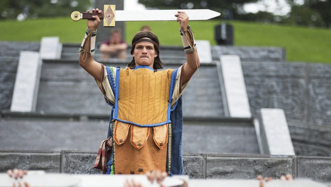 The annual Hill Cumorah Pageant returns for performances on July 8-9 and 12-16.