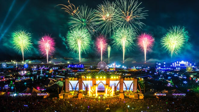 Tracks that host auto racing events can make some money the rest of the year by holding non-race events. Las Vegas Motor Speedway was the home for the Electric Daisy Carnival for the sixth year this summer, for example.