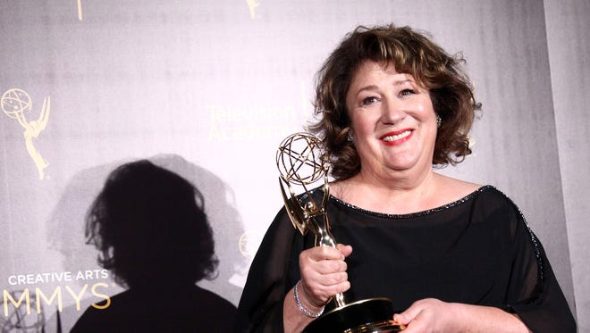 Margo Martindale credits her win at the creative arts Emmys on fans' love for 'The Americans.'