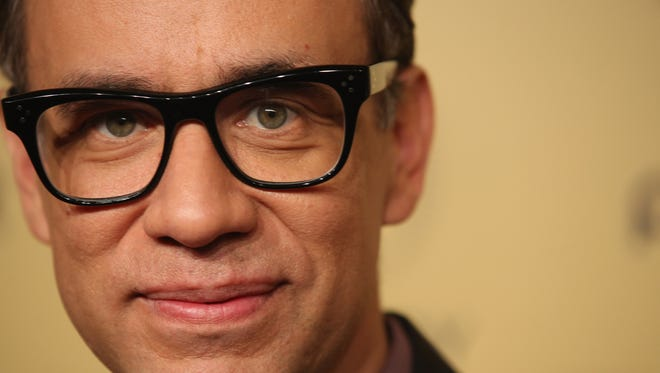 Fred Armisen will perform at The Grand in Wilmington Tuesday night.