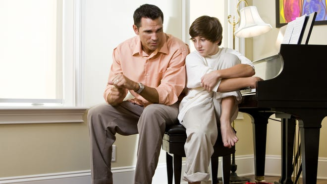 Even a young child can understand that sometimes people use certain words when they experience strong emotions, like frustration, stress or elation.