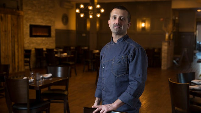 Chris Dutka is the chef and co-owner of 618 Restaurant in Freehold Borough.