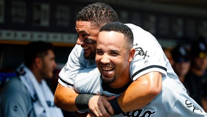 First baseman Jose Abreu will likely have to carry the White Sox offense on his back in 2017.