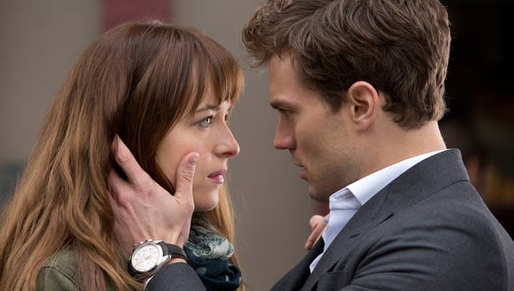 """""""Mr. Grey will see you now."""""""