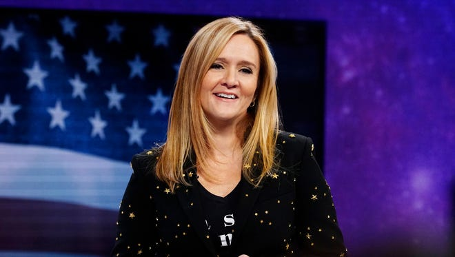 """Samantha Bee is planning a rival """"Not the White House Correspondents' Dinner"""" April 29."""