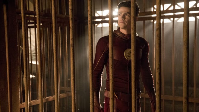 Grant Gustin as Barry Allen in CW's 'The Flash.'