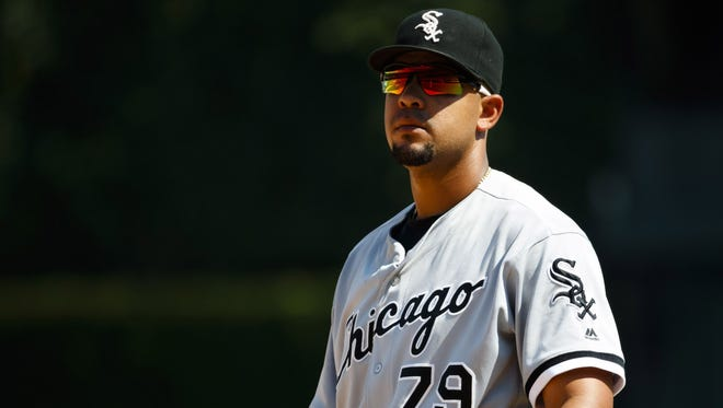 Jose Abreu was American League Rookie of the Year in 2014.