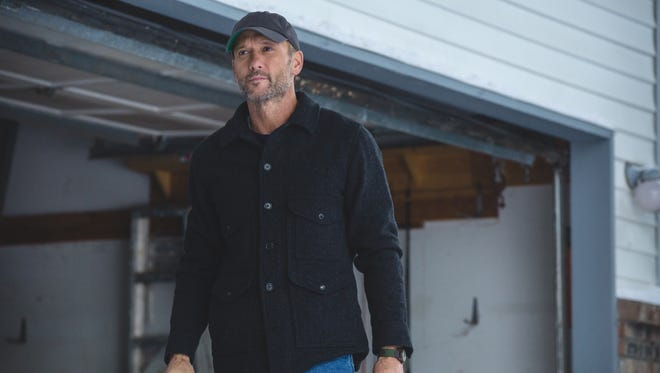 Tim McGraw stars as 'Willie' in 'The Shack.'