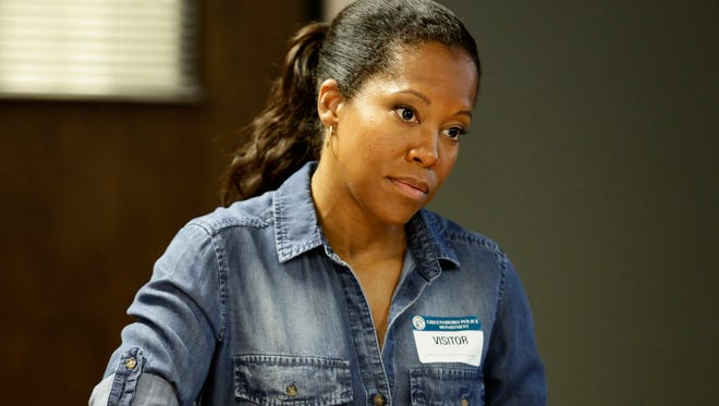 Regina King plays a dedicated social worker who tries to help victims of sex trafficking in ABC's 'American Crime.'