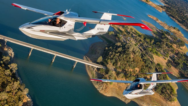 The ICON A5 is made to be so intuitive that nearly anyone can learn to fly it in less than 30 hours. The plane was flown by former MLB pitcher Roy Halladay when he crashed in the Gulf of Mexico and was killed Tuesday. It's the second fatal accident in an ICON A5 this year.