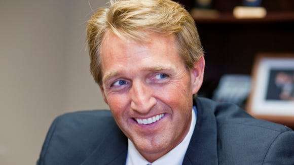 Sen. Jeff Flake, R-Arizona.