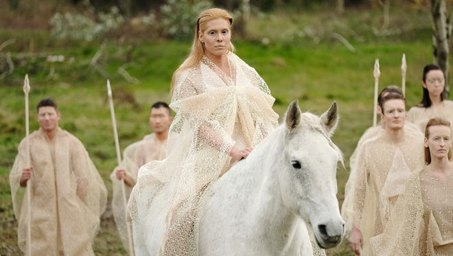 Candis Cayne as The Fairy Queen in Syfy's 'The Magicians.'