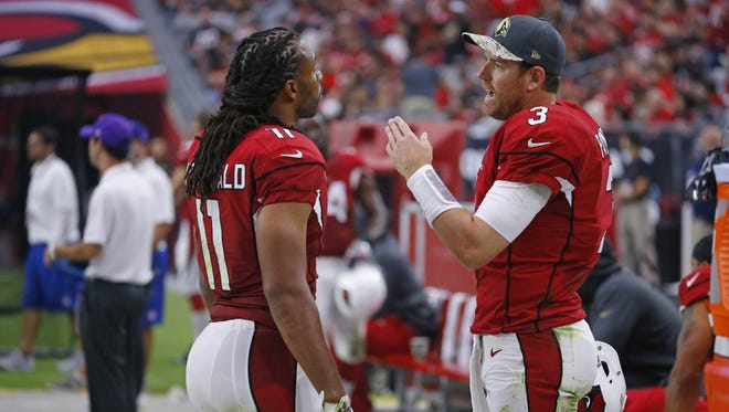 Can Larry Fitzgerald and Carson Palmer lead the Cardinals back to the playoffs in 2017?