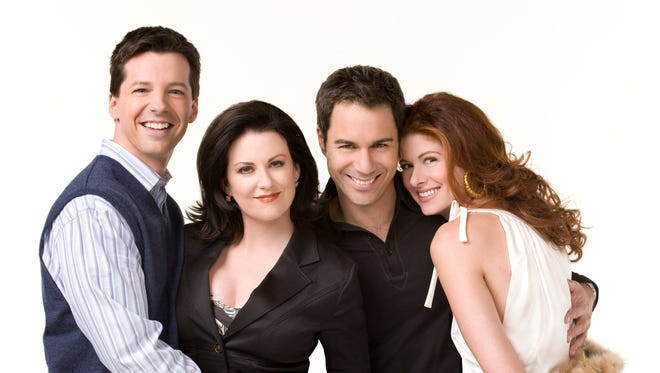'Will & Grace,' which returns to NBC later this year, gave TV its first gay title character (Eric McCormack).