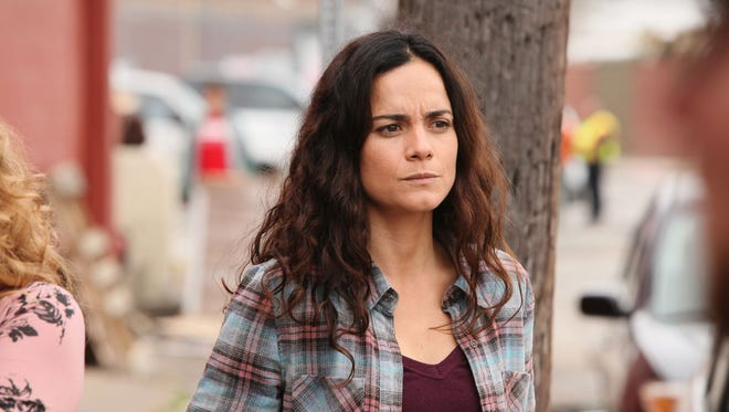 Alice Braga as Teresa Mendoza in 'Queen of the South.'