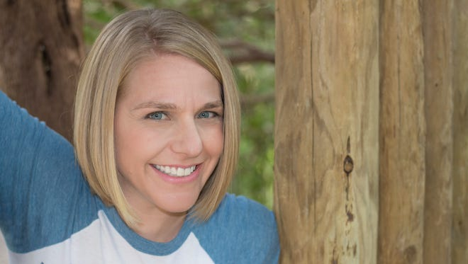 Author Courtney Stevens