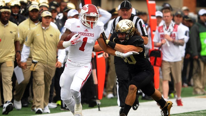 Simmie Cobbs' status for IU's opener on Thursday is still up in the air.