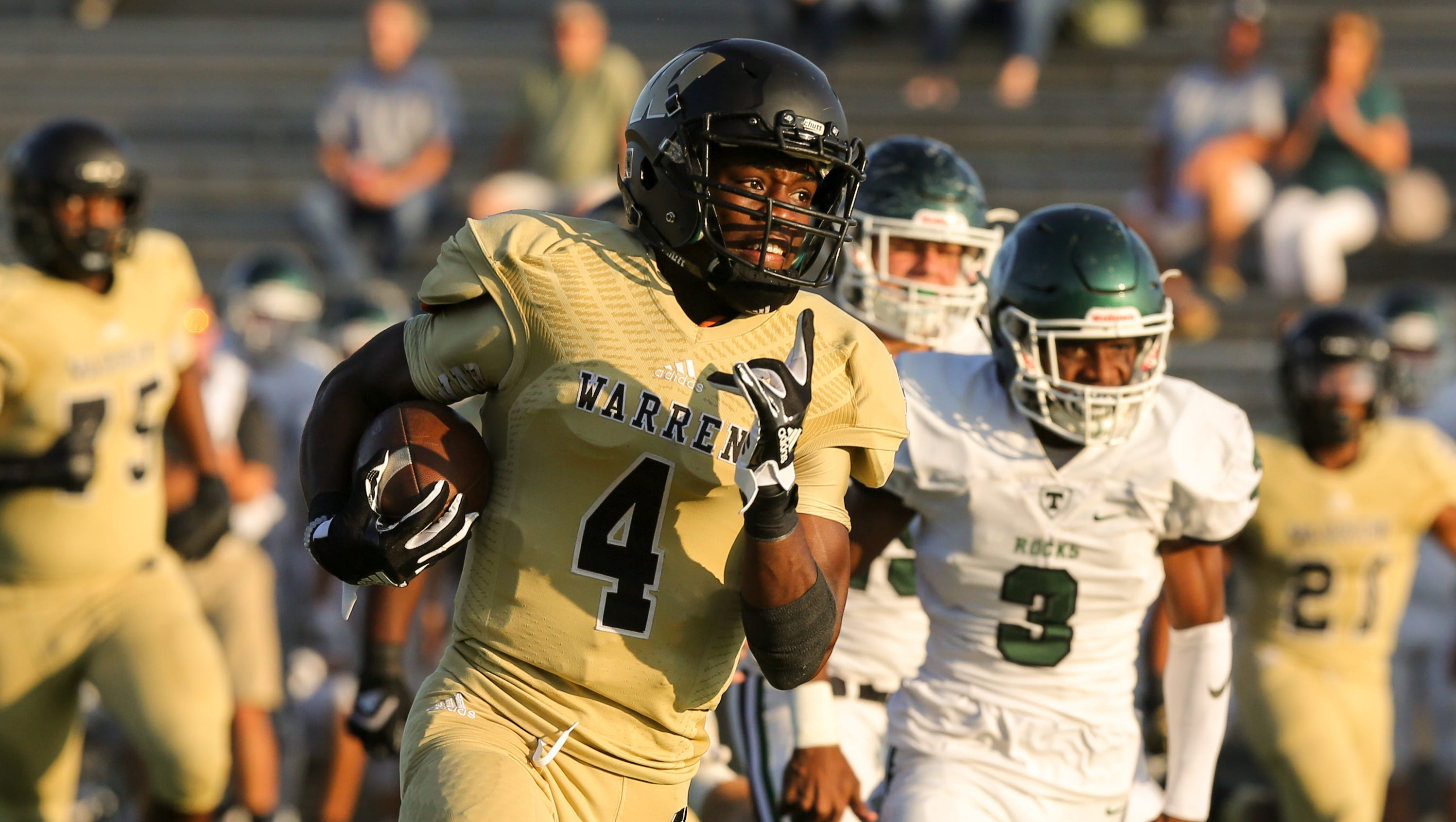 Hs Football  Warren Central Latest Indiana Power To Fall To Trinity