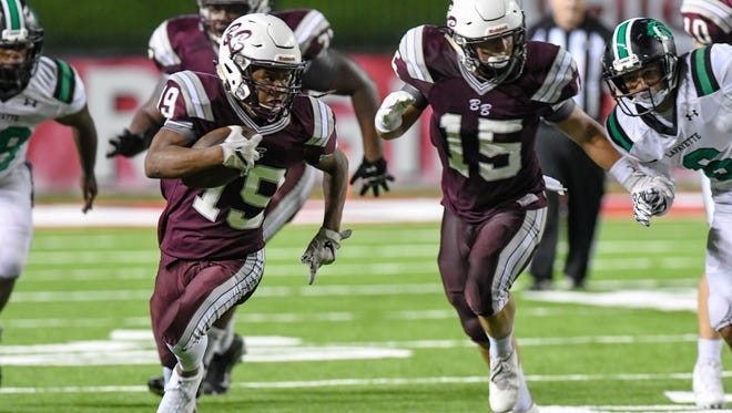 Breaux Bridge's Tigers have moved their home opener to St. Martinville where they'll take on Teurlings Catholic at 7 p.m. Friday.