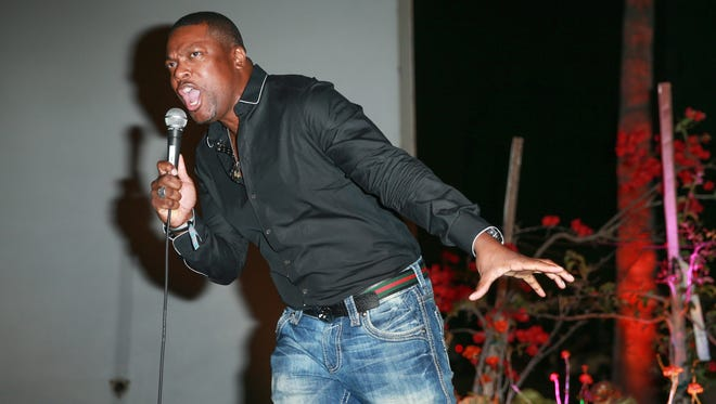 Actor and comedian Chris Tucker will perform at the American Bank Center on Saturday, Oct. 14.