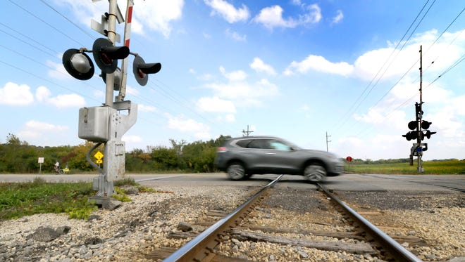 A number of railroad crossings in the Lake Country area will undergo safety enhancements.