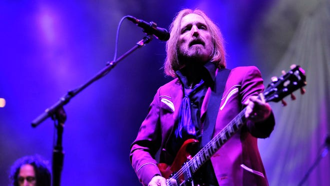 Rock legend Tom Petty died Monday evening at age 66.