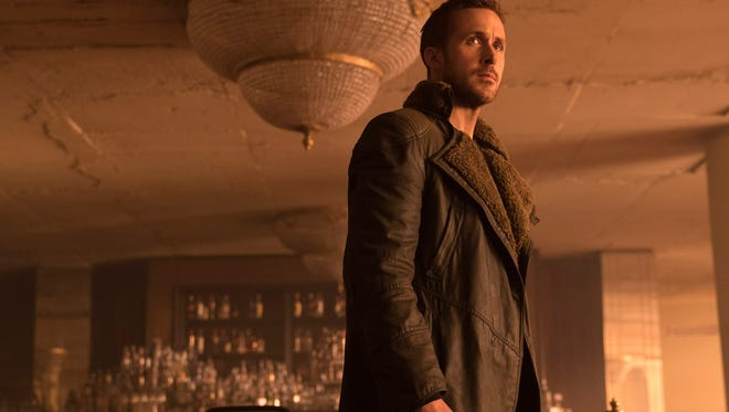 Ryan Gosling stars as LAPD cop Officer K in 'Blade Runner 2049.'