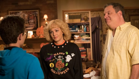 Wendi McLendon Covey as Beverly and Jeff Garlin as
