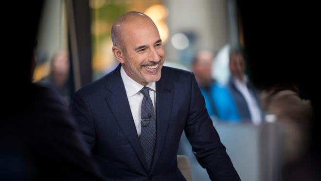 Matt Lauer is out at NBC News after the network received a complaint of inappropriate behavior. NBC News chairman Andy Lack says there's reason to believe it wasn't an isolated incident.