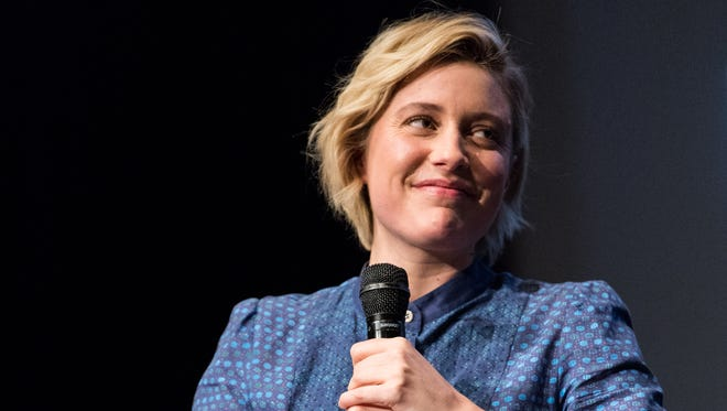 """""""Ladybird"""" filmmaker Greta Gerwig received critical acclaim for her directorial debut, but was not acknowledged for a Best Director nomination."""